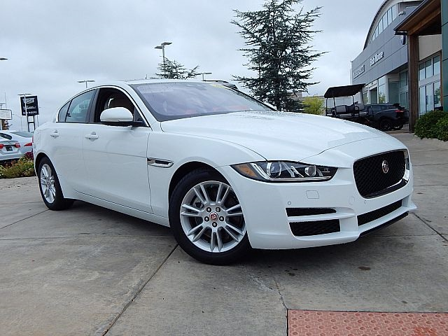 Certified Pre-Owned 2018 Jaguar XE 20d Premium RWD 4D Sedan