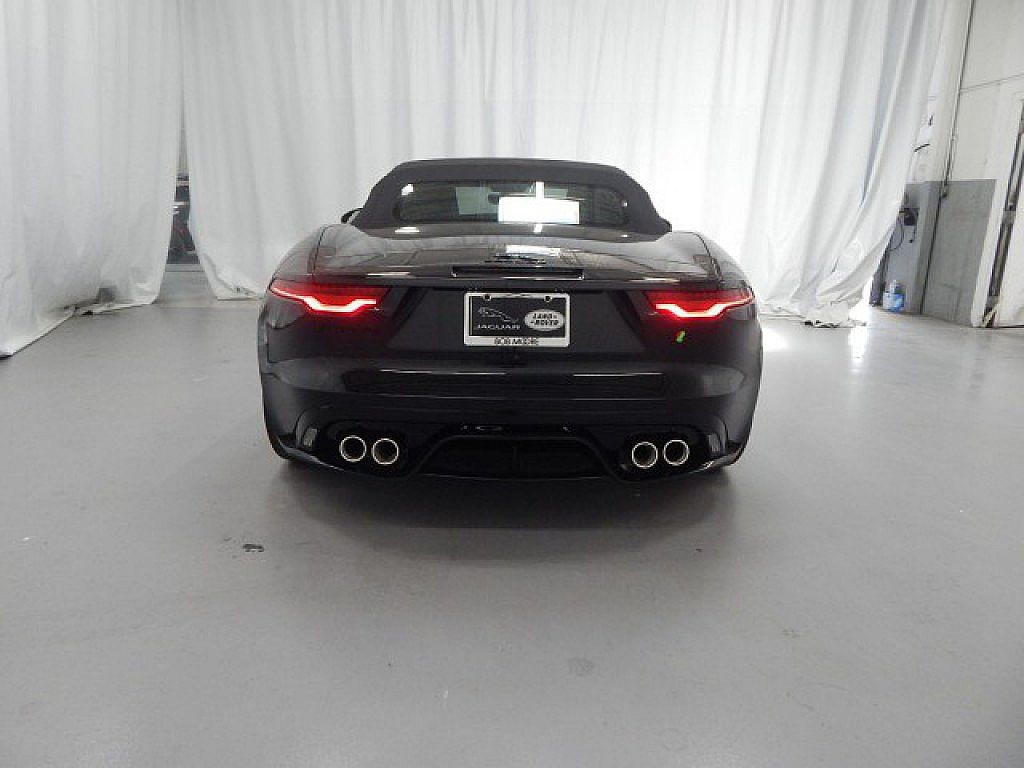 New 2021 Jaguar F-TYPE R 2D Convertible in Oklahoma City # ...