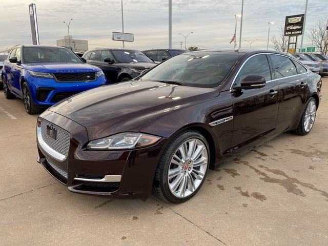 Pre-Owned 2018 Jaguar XJ XJL Supercharged
