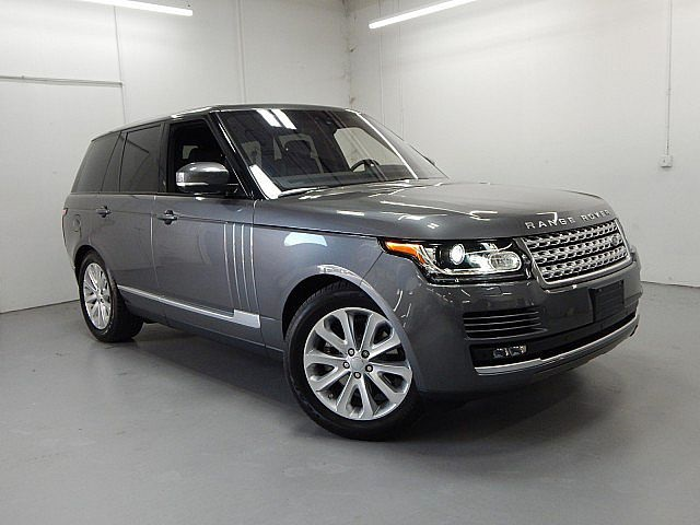 Pre-Owned 2017 Land Rover Range Rover HSE Td6