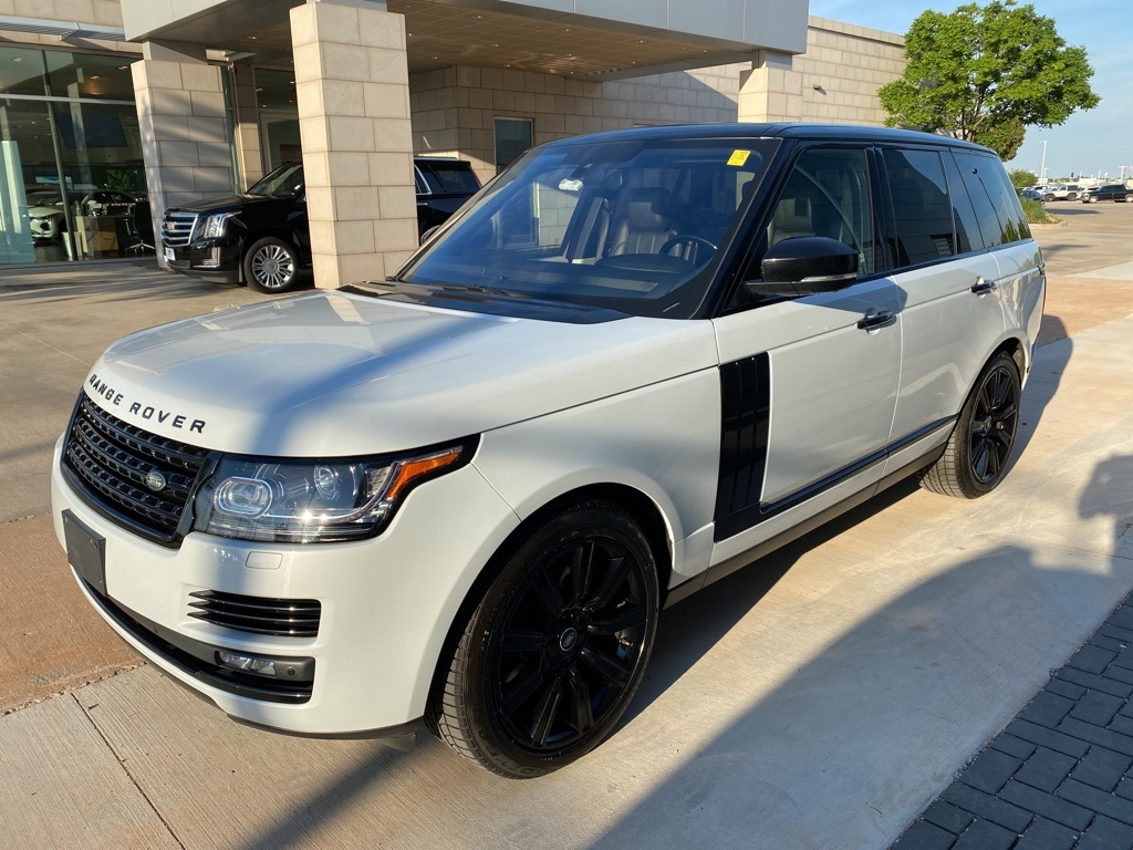 Pre-Owned 2016 Land Rover Range Rover HSE Td6