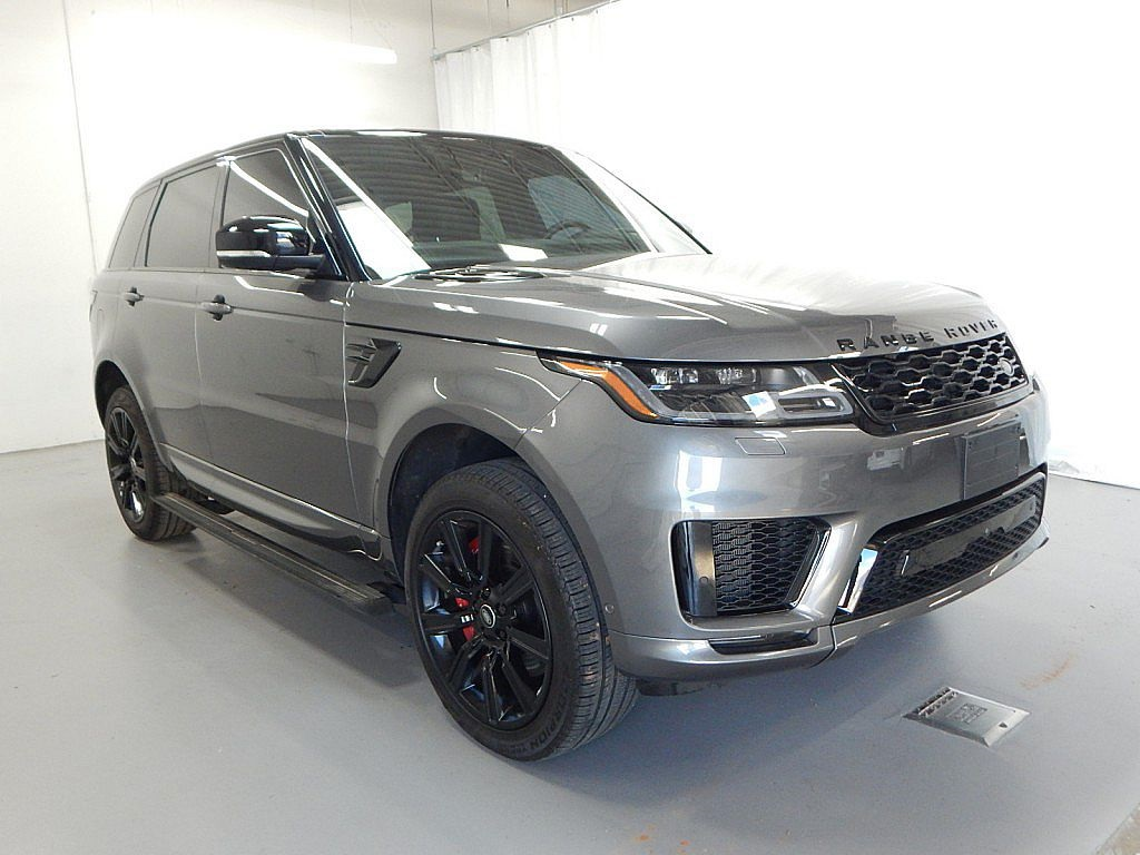 Pre-Owned 2018 Land Rover Range Rover Sport Supercharged Dynamic Package