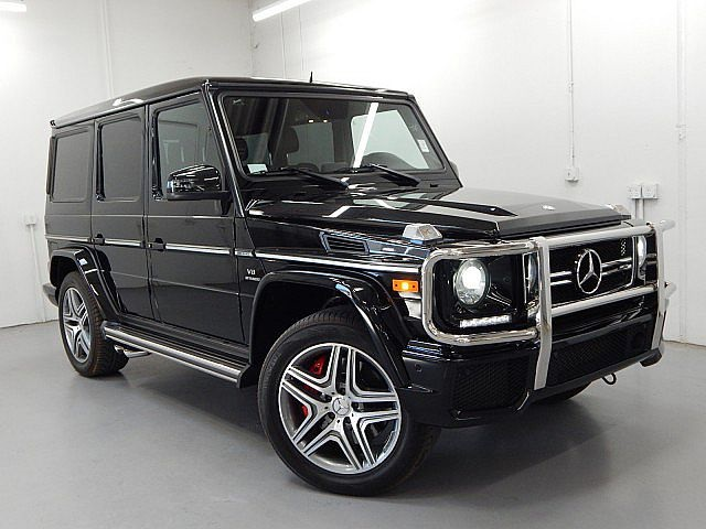 Pre-Owned 2016 Mercedes-Benz G-Class G 63 AMG®