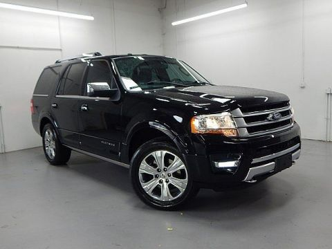 Pre-Owned 2016 Ford Expedition Platinum