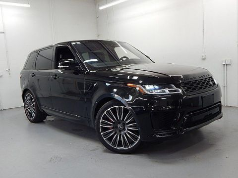 Pre-Owned 2018 Land Rover Range Rover Sport 5.0L V8 Supercharged Autobiography